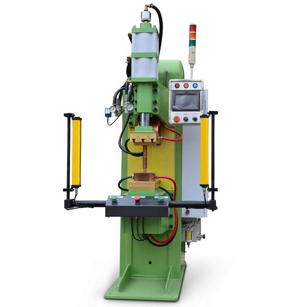 SMD-180KVA镀锌板中频直流点焊机