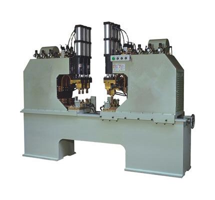空调底板6缸点凸焊机