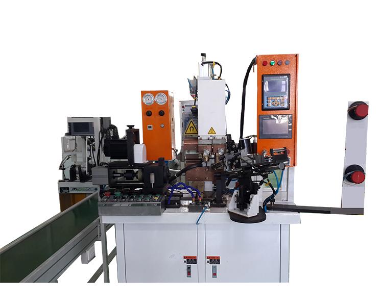 马达转子(自动送料)中频点焊机