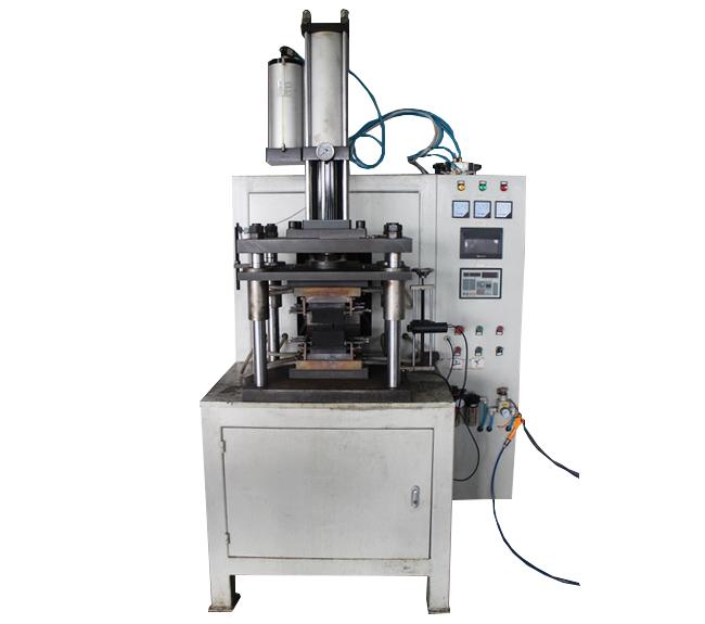铝带铝箔焊接机