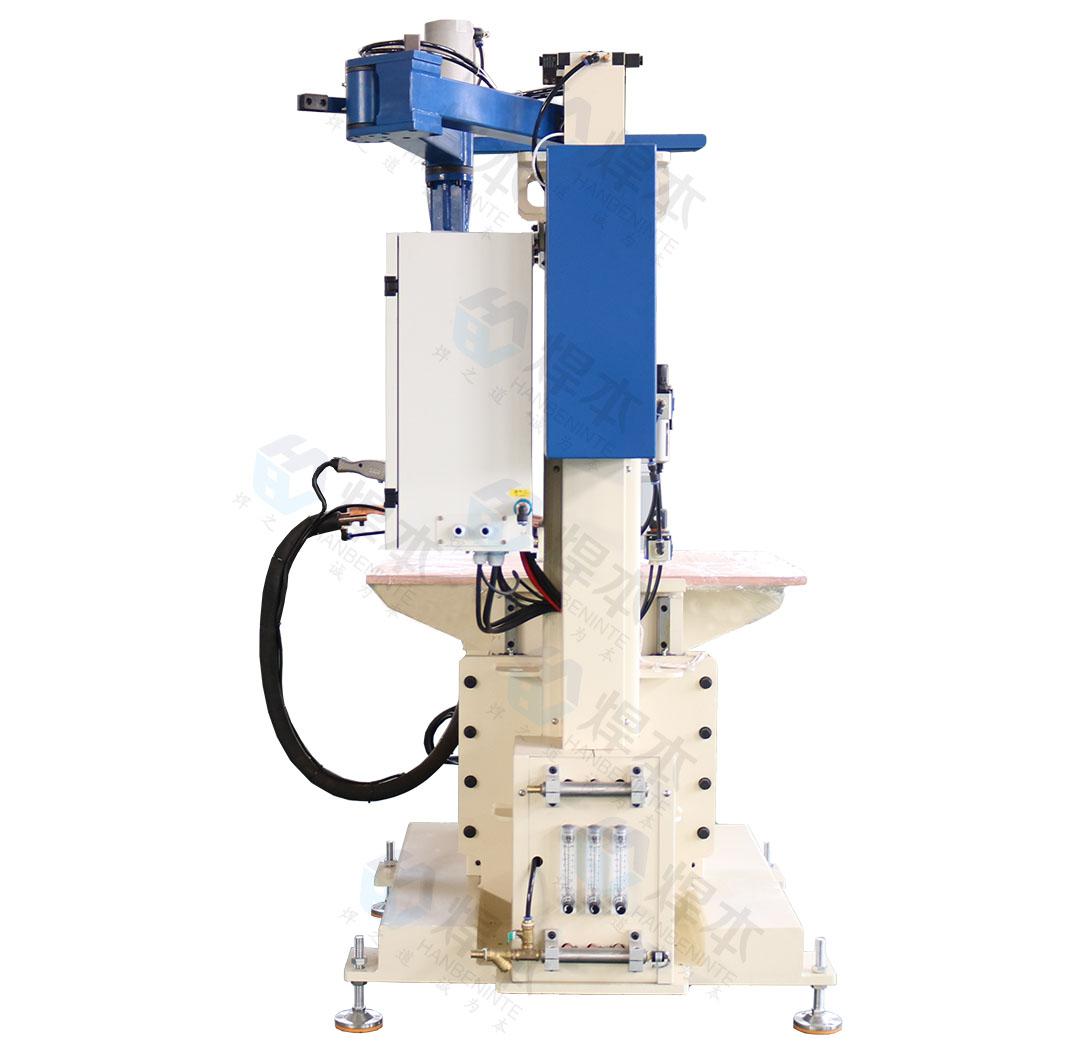 摆臂式平台点焊机