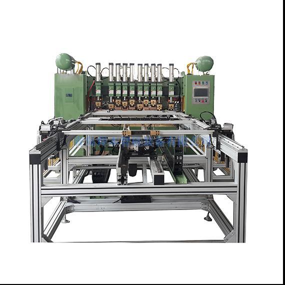 (仓储笼)long门双wang模交替排焊机