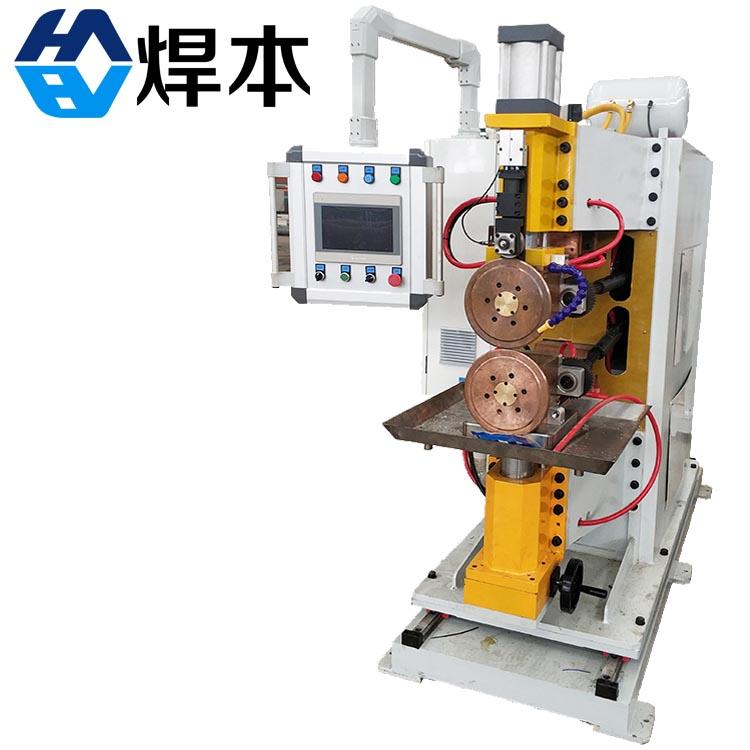 中频逆变式仿型缝焊机SDM-40